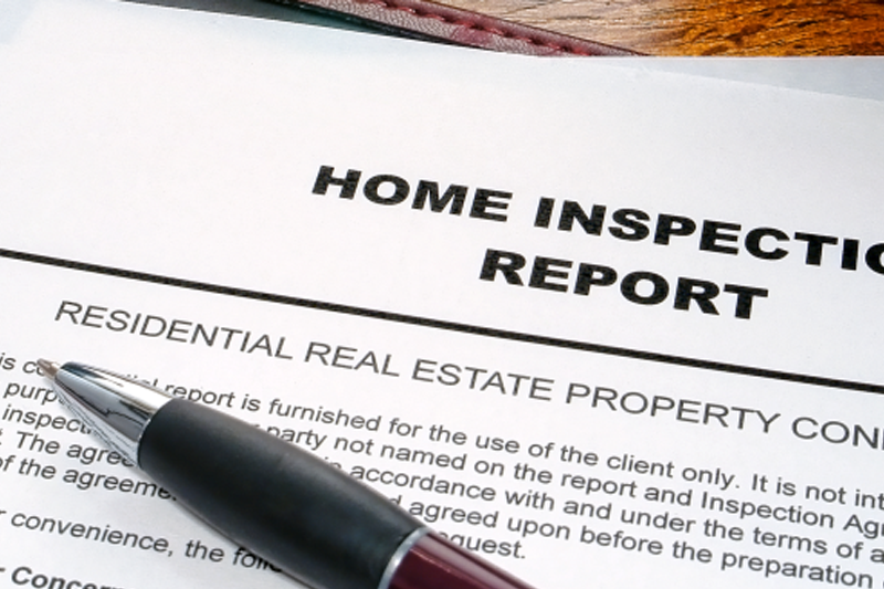 Home inspections cover specific areas of house and defined by the state's standards of practice